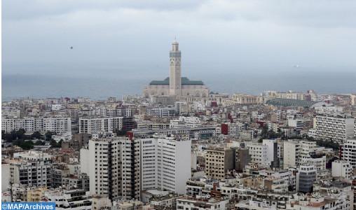 """Lancement du projet """"Urbanisme collaboratif pour un aménagement durable de la ville de Casablanca"""""""