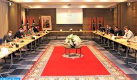 Tanger abrite la réunion consultative des membres de la Chambre des représentants libyenne