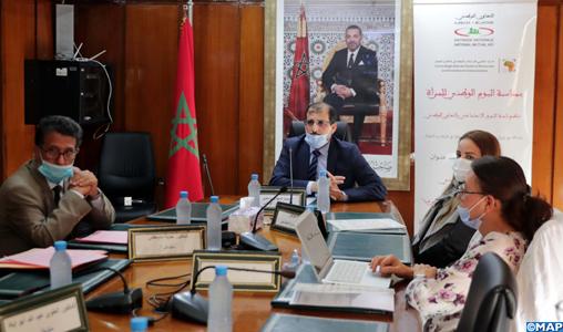 Les réalisations de l'Entraide nationale au service de l'autonomisation de la femme au menu d'un colloque à Rabat