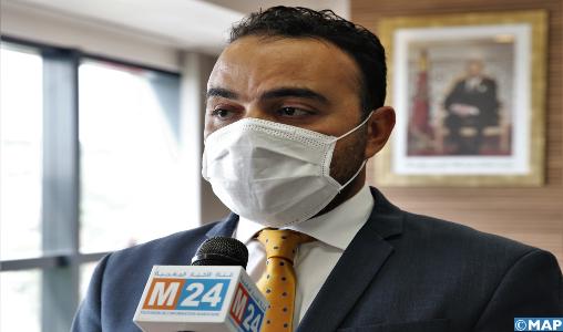 Les zones d'activités de Tanger Med ont enregistré une croissance soutenue, malgré la pandémie (responsable)
