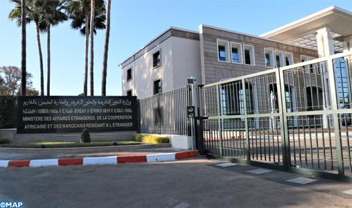 Le Maroc condamne vigoureusement la poursuite de la publication des caricatures outrageuses à l'Islam et au Prophète Sidna Mohammed (communiqué)