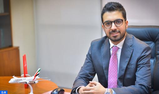 Transport aérien: le Maroc, un important marché pour Emirates (Directeur général)