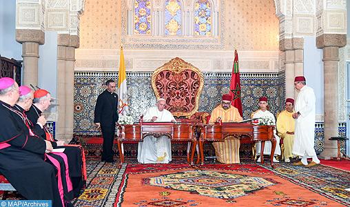 Devant l'AG de ONU, l'Irak salue l'appel d'Al-Qods lancé par SM le Roi et le Pape François