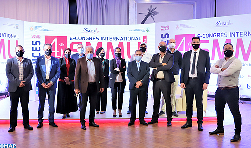 End of the work of the 4th SMMU International Congress