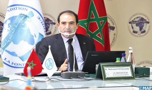 L'Institution du Médiateur du Royaume œuvre à consolider les acquis du Maroc en matière de bonne gouvernance (M. Benalilou)