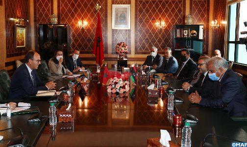M. Benchamach réitère la position ferme du Maroc sur la question libyenne