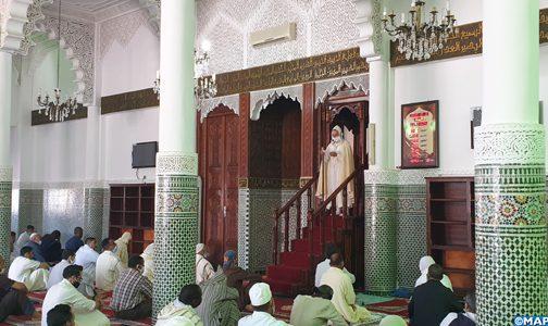 Dakhla: Reprise de la Prière du Vendredi dans les mosquées dans un climat de piété