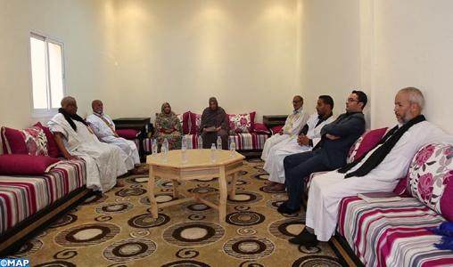 Dakhla-Oued Eddahab: La famille de la Résistance dénonce les provocations des ennemies de l'intégrité territoriale
