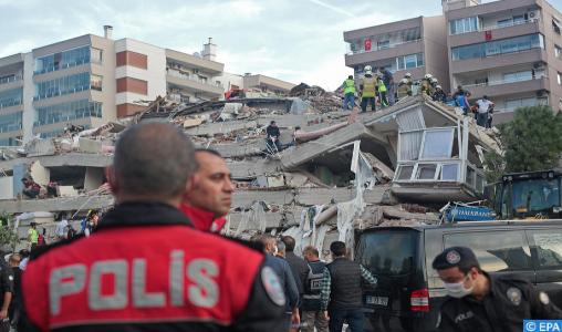 Séisme en Turquie: le bilan s'alourdit à 12 morts