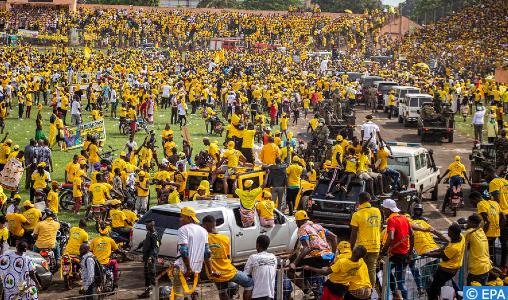 Les Guinéens aux urnes pour élire leur président