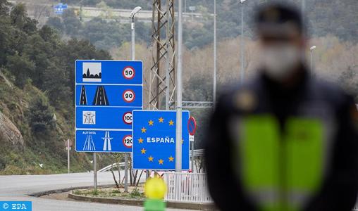 L'Espagne décrète un nouvel état d'alerte de 15 jours, prorogeable pour six mois