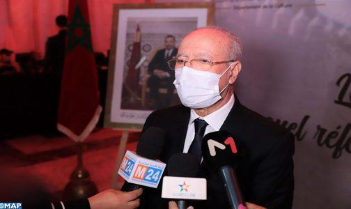 Le ministère des Habous et des Affaires islamiques est responsable de la préservation de milliers d'édifices patrimoniaux (M. Taoufiq)