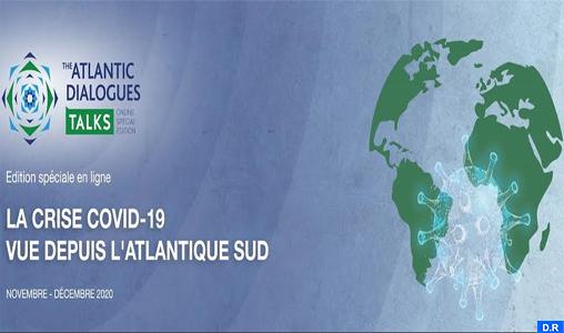 """Atlantic Dialogues/Covid-19: Appel à un """"rééquilibrage"""" des relations internationales (PCNS)"""