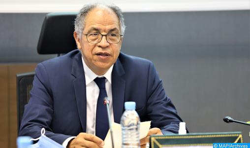 Conseil International d'Action Sociale : Driss Guerraoui élu président de la région MENA