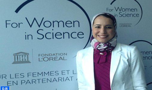 """La Marocaine Hajar Mousannif nominée pour le prestigieux prix """"Women Tech"""""""