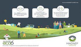 """Madaëf Golfs : lancement de l'appel à projets de la 2ème édition de """"Madaëf Eco6"""""""