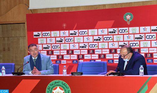M. Lekjaa met en avant à Salé le rôle des centres de formation dans la promotion du football national