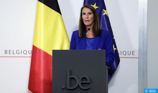Intervention marocaine à El Guerguarat : Il est primordial de veiller à la liberté de circulation (ministre belge des AE)