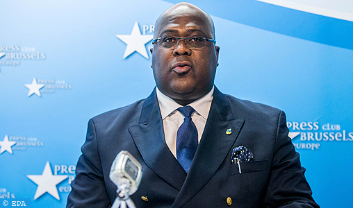 Sahara: Le Président congolais exprime sa solidarité avec le Maroc