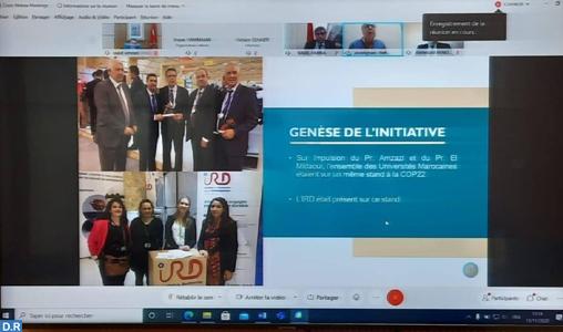L'UM6P à Benguérir : Vers la création d'un Consortium Inter-universitaire marocain de formation, de recherche et d'innovation