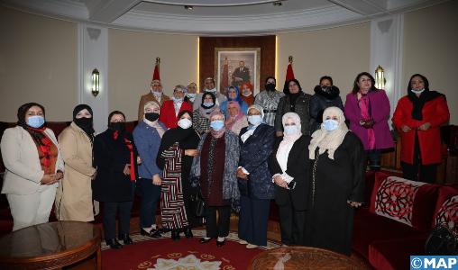 La question de la femme domine des entretiens entre parlementaires marocaines et libyennes