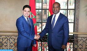 Guerguarat : Le Burkina réitère son soutien à l'intégrité territoriale du Maroc