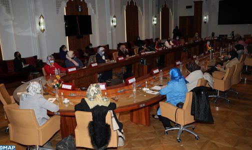 L'expérience du Royaume dans les domaines de l'égalité et de la parité au centre d'une réunion entre parlementaires marocaines et libyennes