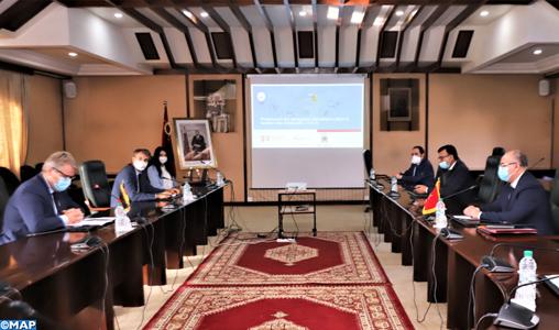 Maroc-Allemagne: Signature du contrat d'exécution du projet TraCs pour la réduction des GES dans le secteur des transports