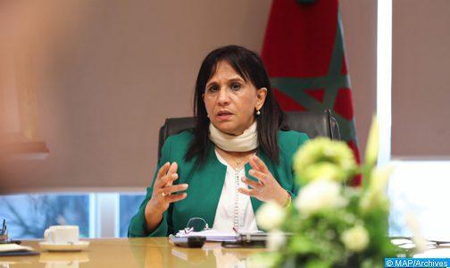 Handicap: Le CNDH veut rompre avec le système de curatelle (Mme Bouayach)