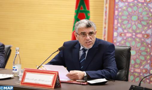Appel à Rabat à la promotion des droits de l'Homme dans le contexte de la pandémie du Covid-19
