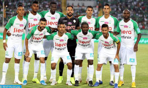 Coupe Mohammed VI des clubs arabes champions (demi-finale retour) : le Raja Casablanca en finale aux dépens des Egyptiens d'Al Ismaily (3-0)