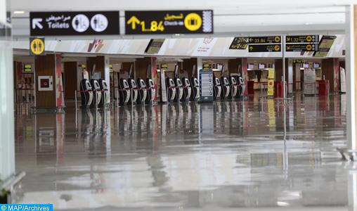 Aéroport Chérif Al Idrissi d'Al Hoceima: Baisse d'environ 70% du trafic passagers en janvier (ONDA)