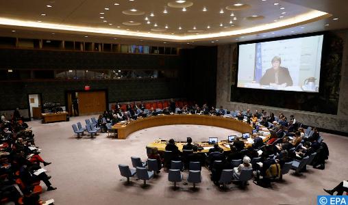 Le Conseil de sécurité tient un briefing informatif au sujet des derniers développements de la cause nationale