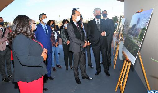 """Nouveau Consulat US à Casablanca, """"dernière manifestation de l'amitié durable"""" américano-marocaine, selon Washington"""