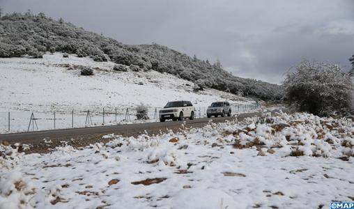 Conditions météorologiques: Le ministère de l'Équipement et du Transport passe en revue les interventions pour le rétablissement de la circulation routière