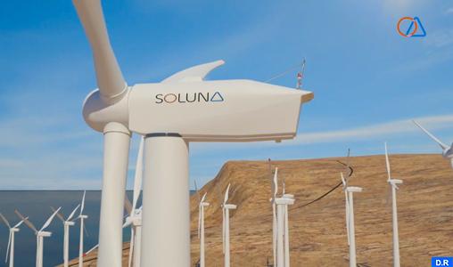 Une startup américaine va constuire à Dakhla un parc éolien adossé à un Data center pour 15 milliards dh