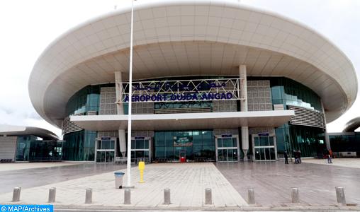 Aéroport Oujda-Angad: Baisse de plus de 72 pc du trafic des passagers en 2020