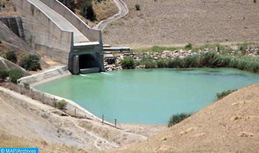 Bassin hydraulique de Sebou: Un taux de remplissage des barrages de 62% au 12 janvier
