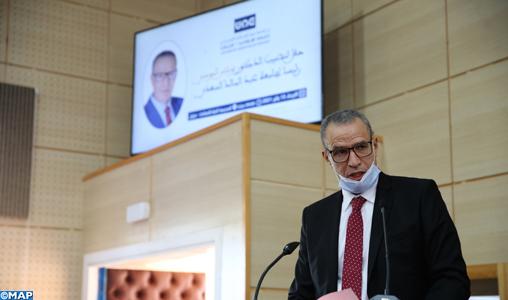 Installation du nouveau président de l'université Abdelmalek Essaâdi de Tétouan