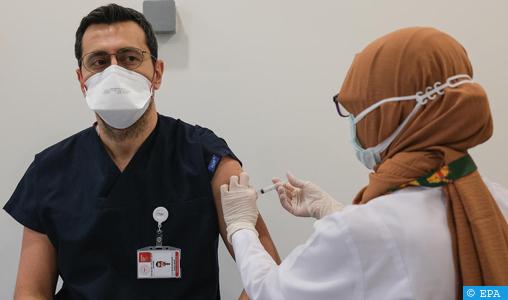 La Turquie lance sa campagne de vaccination anti-Covid 19