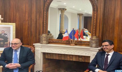 """L'universitaire Jean-Marie Heydt signe à Strasbourg son livre """"Mohammed VI, la vision d'un Roi : actions et ambitions"""""""
