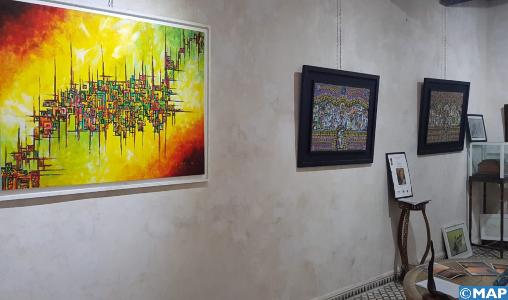 Essaouira : Exposition-hommage à la mémoire des plasticiens de la Cité des Alizés disparus