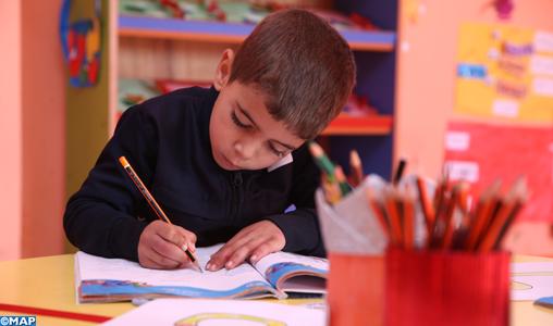 INDH : Une forte impulsion à l'enseignement préscolaire à Moulay Yacoub