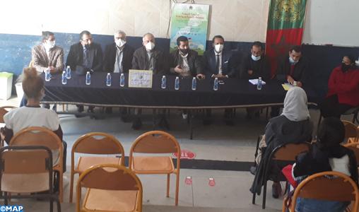 Essaouira : Création au Lycée qualifiant Akensous d'un club de tolérance et de coexistence