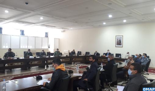 Essaouira : Réunion sur le bilan de gestion des carrières dans la province