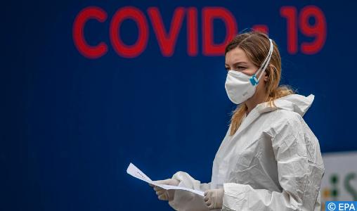 Covid: 11 cas du variant anglais confirmés en Ile-de-France (ARS)