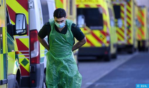 Au Royaume-Uni, la pandémie est hors de contrôle