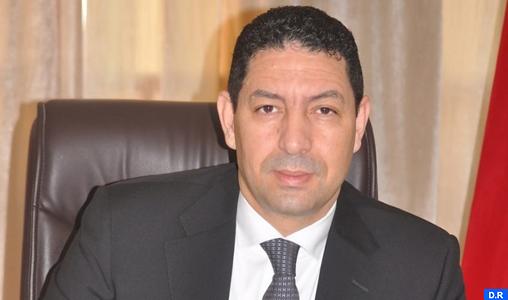 Casablanca: Entretien avec le président de la CCIS-CS, Yassir Adil