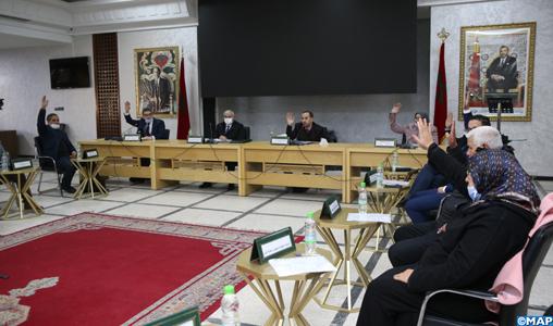 Fès: Le conseil préfectoral approuve des conventions à caractère socio-économique