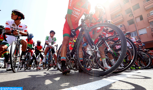 Cyclisme : La sélection nationale participe au Championnat d'Afrique sur route et sur piste, du 2 au 13 mars en Égypte